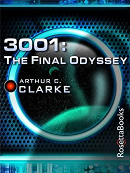 3001 (Space Odyssey Book 4) by [Clarke, Arthur C.]