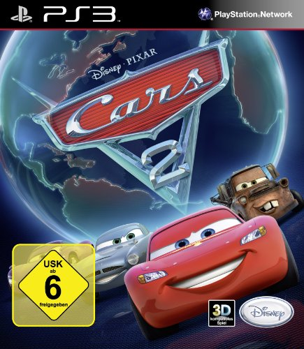 Cars 2 - Das Videospiel (Ps3-disney-universum)