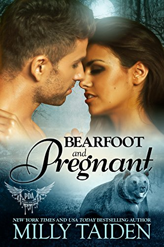 Bearfoot and Pregnant: BBW Paranormal Shape Shifter Romance (Paranormal Dating Agency Book 10) (English Edition) (Inc Brothers King)