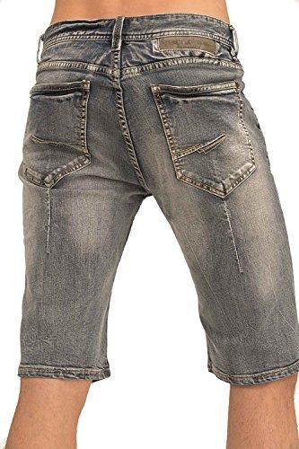 trueprodigy Casual Herren Marken Jeans Shorts mit Stretch, kurze Hose cool  und stylisch Denim vintage ...