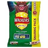 Wanderer Großen Sack Salz & Essig-Chips 175G (Packung mit 2)
