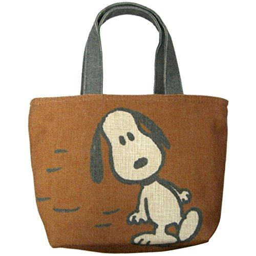 PEANUTS Mittagessen Tasche Snoopy diagonal SNAP974R