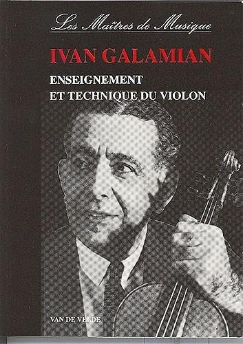 Enseignement et technique du violon