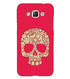 FUSON Oral Human Skull Death 3D Hard Polycarbonate Designer Back Case Cover for Samsung Galaxy Grand 3 :: Samsung Galaxy Grand Max G720F