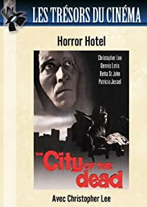 Les Trésors du Cinéma : Horror Hotel (The City of The Dead)