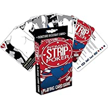 Card Game - Initimate Strip - Poker Card Game New Licensed 55001
