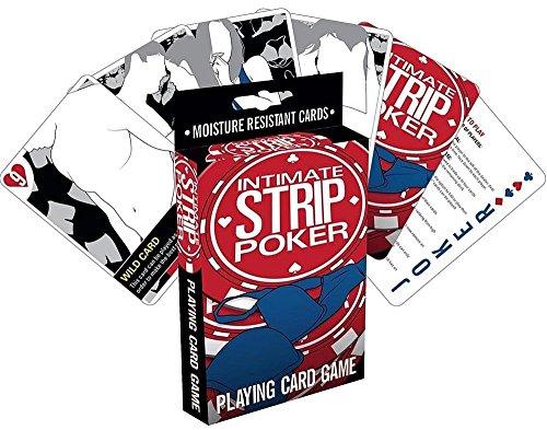 Intimate Strip Poker Spielkarte-Spiel (nm) (Strip-poker Spiel)