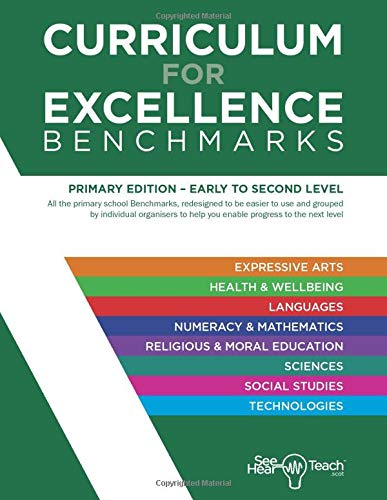 Curriculum for Excellence: Benchmarks (Primary Edition): Early to Second Level