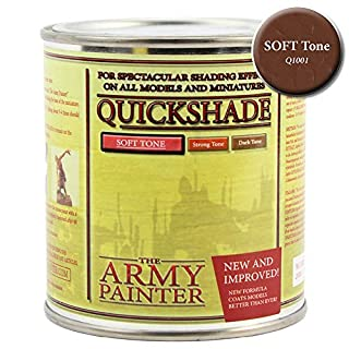 Soft Tone Quick Shade, 250 ml by Army Painter