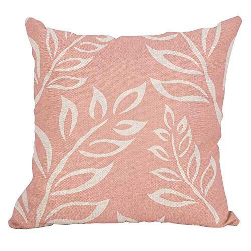 flower Europäische Und Amerikanische Architektonische Muster Druck Baumwolle Leinen Sofa Kissenbezug 45 * 45cm/ BZ0032-4