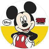 Dekora Mickey Disco de Azúcar - 15 gr