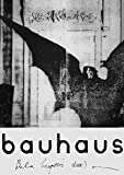 Bauhaus: Bela Lugosi `s dead | UK Import Poster [59 x 84 cm]