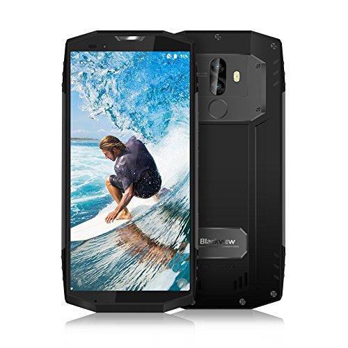 "Blackview BV9000, Smartphone de 5.7"" FHD (64GB ROM, Cámara de 13 MP,..."