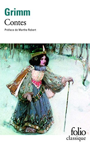 Contes par Jacob Grimm