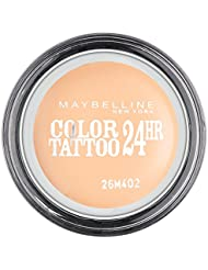 Maybelline Color Tattoo 24Hr Eyeshadow Creamy Matte 93 Crème De Nude