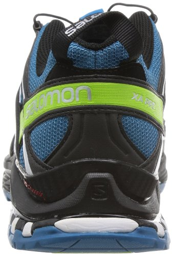 Salomon Xa Pro 3D, Scarpe sportive, Uomo Darkness Blue Granny Green Black