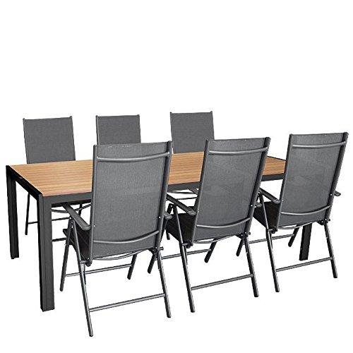 7tlg-gartengarnitur-aluminium-gartentisch-mit-polywood-tischplatte-205x90cm-6x-aluminium-hochlehner-