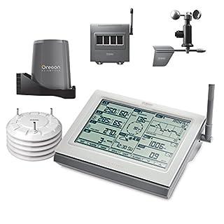 OREGON SCIENTIFIC Präzisions Funk-Wetterstation, Grau WMR300 (B00D43DIQ8)   Amazon Products