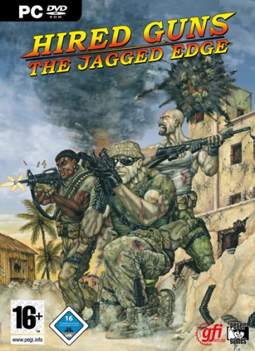 Hired Guns: The Jagged Edge