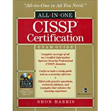 CISSP Certification Exam Guide, w. CD-ROM (All-In-One Certification)