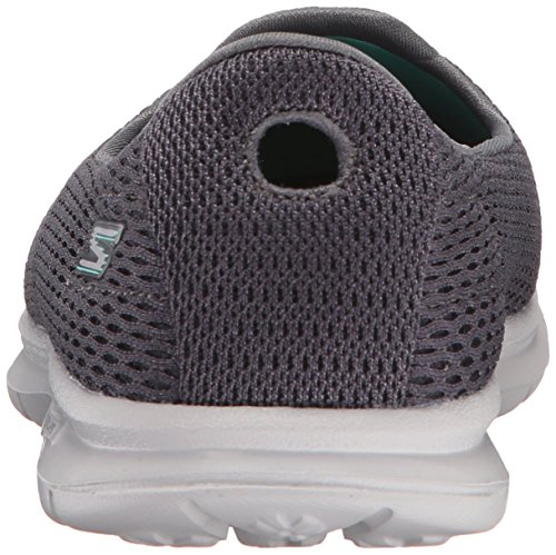 Skechers Performance Go Step Maj Walking Shoe Anthracite