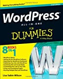 WordPress All-in-One For Dummies by Lisa Sabin-Wilson(2013-05-28)