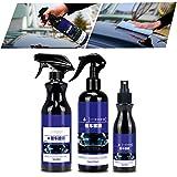 Fuwahahahah Auto-Nanobeschichtung, Polierwachs, lackiert, Autopflege, Nano-Hydrophobe Beschichtung, 3