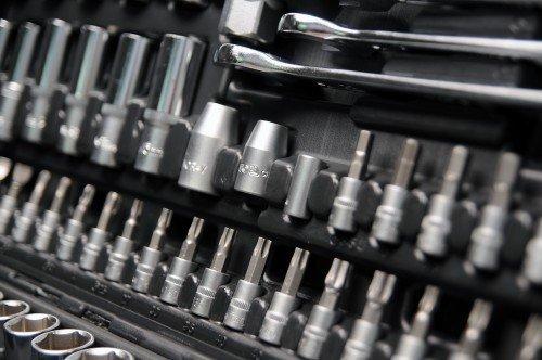 Yato YT-3884 Steckschlüsselsystem - Flex Socket Set