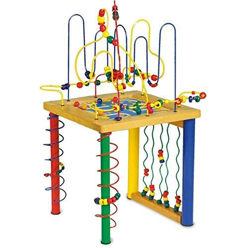 table de jeu circuit de motricité