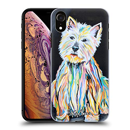 Price comparison product image Official Steven Brown Archie Mcdug Pets Hard Back Case for iPhone XR