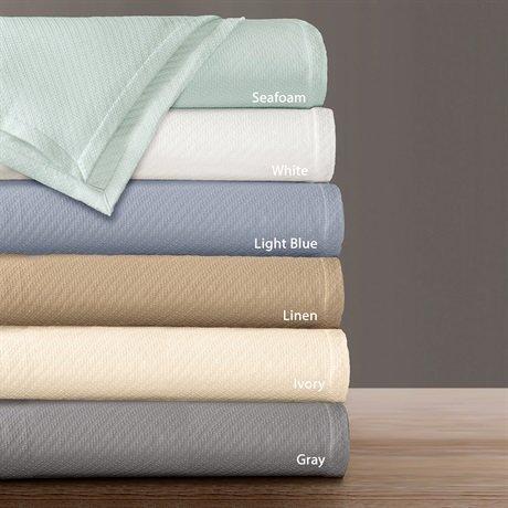 Premier Komfort Liquid Baumwolle Decke, Full/Queen, Bettwäsche von JLA Home - Premier Queen Baumwolle