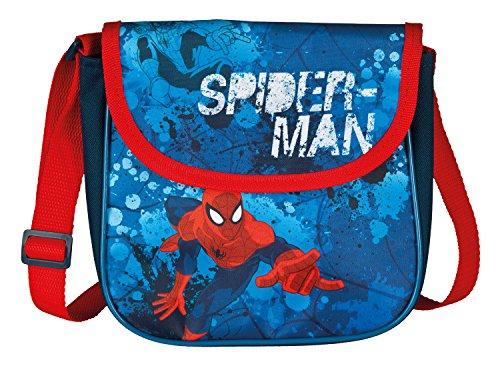 Undercover SPON7252 - Sporttasche Spiderman ca. 35 x 16 x 24 cm Kindergartentasche