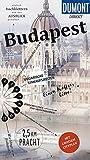 DuMont direkt Reiseführer Budapest: Mit großem Cityplan bei Amazon kaufen