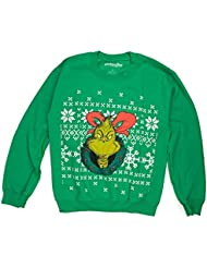How the Grinch Stole Christmas grinchin Pull Sweater