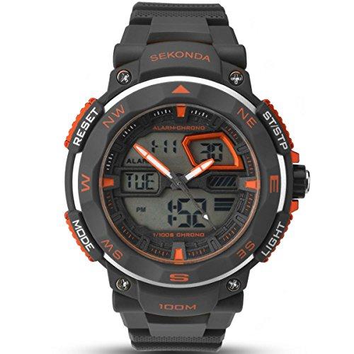 Sekonda Herren-Armbanduhr Digital Kein uhrwerk 1163.05 -