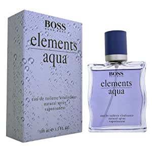 hugo boss elements aqua eau de toilette 100 ml beauty. Black Bedroom Furniture Sets. Home Design Ideas