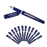 LY Neu Gelschreiber Kugelschreiber Strichstärke 0.7 mm 12 stück in Box Blau