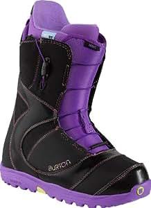 Burton Damen Snowboardschuhe Snowboard Boots Mint 10627100, mehrfarbig (Black/Multi), US 4/EU 34