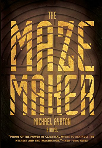 The Maze Maker: A Novel (English Edition)