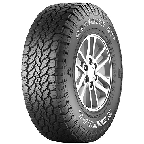 Kit 4 pz pneumatici gomme general tire grabber at3 265/70r16 112h tl off_road