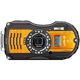 Ricoh WG-5 GPS Tough Compact Camera - Orange