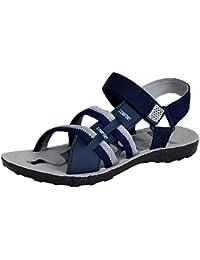 Oricum Men Grey-857 Sandals & Floaters