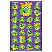 Trend Enterprises Large Supershapes Frog Frenzy Reward Stickers