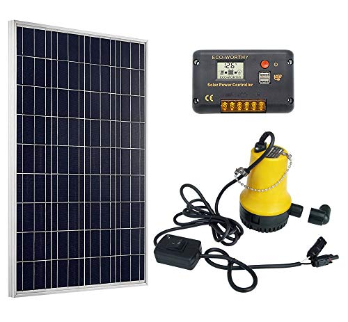DC HOUSE Solar Wasserpumpe Kit: ...
