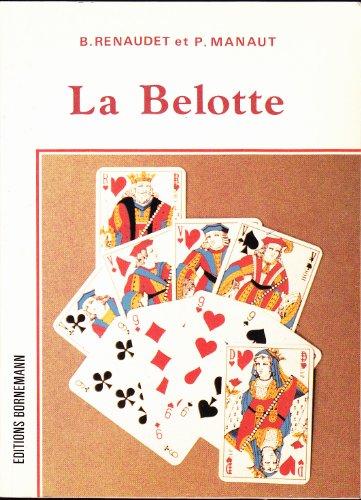 La belote à 2, 3 et 4 joueurs par Renaudet