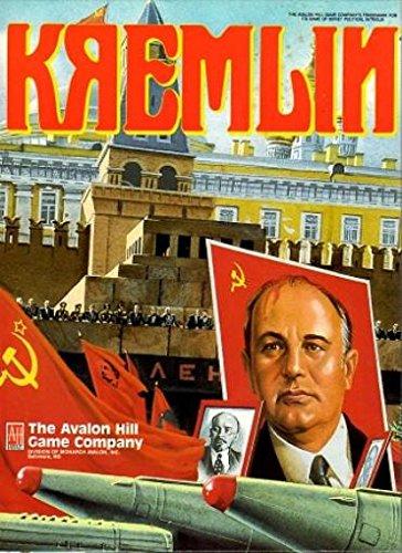 Kremlin (Ah Adult Strategy Game, Game No. 878)