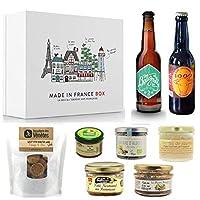 Chers amoureux du terroir, nous avons le plaisir de vous présenter la box apéro ! idéale pour l'apéritif, cette box est parfaite pour partager entre amis. On vous propose ici, une véritable expérience culinaire au delà de la dégustation. En effet, po...