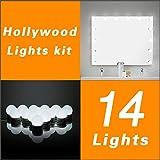 Luces LED Para Espejo WanEway, Estilo Hollywood, Kit De Luces Para...