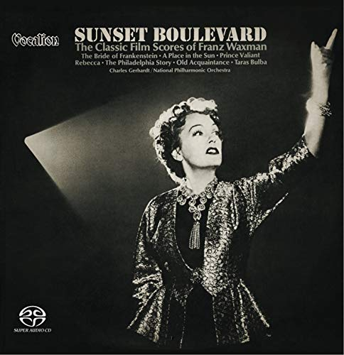 unset Boulevard - The Classic Film Scores of Franz Waxman [SACD Hybrid Multi-channel] ()