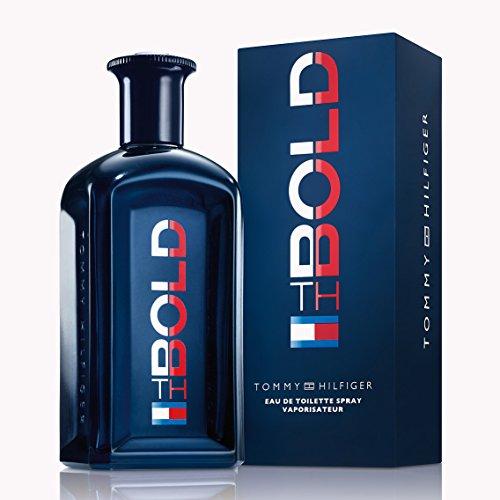Tommy Hilfiger The Bold EdT Spray für Ihn 50ml